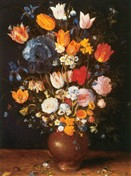 BRUEGHEL Vase of Flowers (6812)