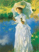 SARGENT A Morning Walk (6815)