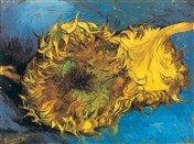 VAN GOGH Two Sunflowers (6865)