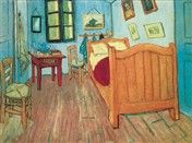 VAN GOGH Artist's Bedroom (6875)