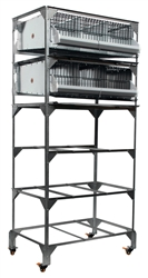 Quail Breeding Pen - Stand only