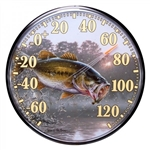 "12.5"" Thermometer - Bass"