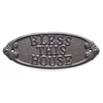 'Bless this House' Sign
