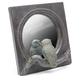 Gazing Owl Mirror