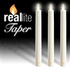Reallite Flameless Taper Candle - Gifts & Farmhouse Décor