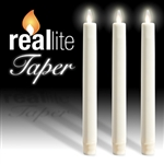 Reallite Flameless Taper Candle - Gifts & Farmhouse D�cor