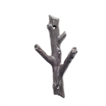 Cast Iron Tree Branch Hook - Home Decor & Farmhouse Accessories