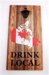 Bottle Opener - Canada - Drink Local