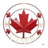 Garden & Outdoor Living Decor - Canada Metal Wall Art