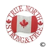 Garden & Outdoor Living Decor - Canada True North Strong & Free