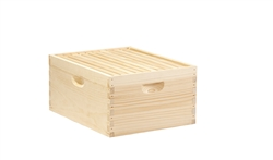 Beekeeping Supplies & Equipment - 10-Frame Deep Hive Body