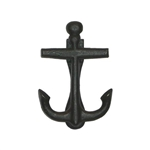 Cast Iron Anchor Doorknocker