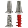 4 Piece Accessory Pack for Victorio Food Strainer