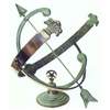 Garden & Outdoor Living Decor - Sundial-Brass Armillary