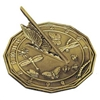 Garden & Outdoor Living Decor - Butterfly Sundial