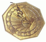 Garden & Outdoor Living Decor - Sundial-Classical Octagonal