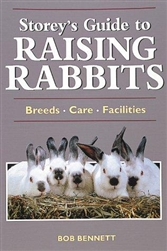 Farm & Animal How-To Books: Storey's Guide to Raising Rabbits