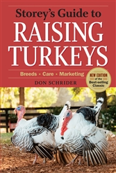 Farm & Animal How-To Books: Storey's Guide to Raising Turkeys