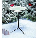 Heated Bird Bath - Bird Feeder & Pet Care Supplies