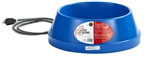 Heated Pet Bowl-Pl. Blue