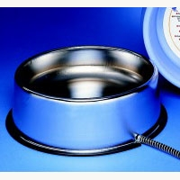 Heated Pet Bowl - Stainless Steel