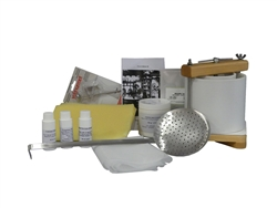 Cheese Making Supplies - Hard Cheesemakers Kit