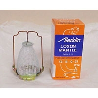 Emergency Lighting Supplies - Aladdin - Mantle Lox