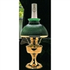 Emergency Lighting Supplies - Aladdin Heritage Lamp - Heritage Brass
