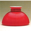 Aladdin - Heritage Lamp, Heritage Brass, red