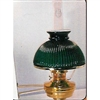Emergency Lighting Supplies - Aladdin Lamp, Brass wall (green)