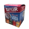 Tattler Re-Usable Canning Lids & Rings, 1 Dozen Wide