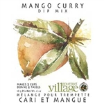 Mango Curry Dip Recipe Box - Gourmet Village Foods
