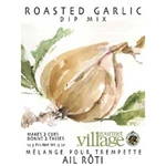 Roasted Garlic Dip Recipe Box - Gourmet Village Foods
