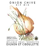 Onion Chive Dip Recipe Box - Gourmet Village Foods