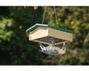 Upside Down Suet Feeder