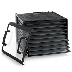 Dehydrator - Clear Door 9 tray-Excalibur with Timer