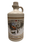 Maple Sugaring Equipment & Supplies - Maple Syrup Jug - 2 Litre