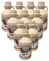Maple Sugaring Equipment & Supplies - Maple Syrup Jug-500 ml