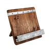 Rustic Wooden Tablet Stand - Gifts & Farmhouse Decor