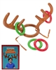 Inflatable Antler Toss Game