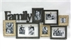 """Family"" Photo Frame - 7 Assorted Sizes"
