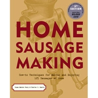 Garden & Building How-To Books: Home Sausage Making