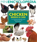 Farm & Animal How-To Books: Chicken Breeds & Care - Mini Encyclopedia