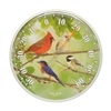 "12.5"" Thermometer - Songbirds"
