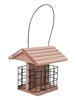 Cedar Suet Station Bird Feeder - Bird & Squirrel Feeders