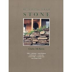 Garden & Building How-To Books: Building With Stone