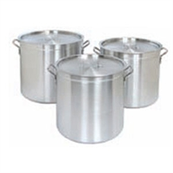 Heavy Aluminum Stock Pot - Canning & Preserving Supplies