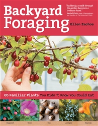 Garden & Building How-To Books: Backyard Foraging