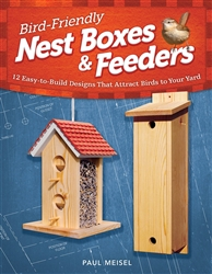 Country Living How-To Books: Bird-Friendly Nest Boxes and Feeders
