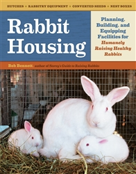 Country Living How-To Books: Rabbit Housing